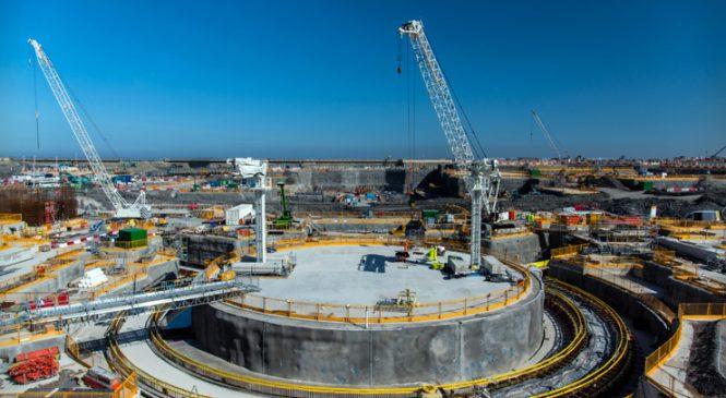 Soud EU potvrdil schválení podpory pro elektrárnu v Británii