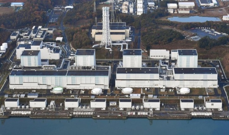 jaderná energie - Japonská energetická politika na rozcestí - JE Fukušima (fukushima daini 740) 3