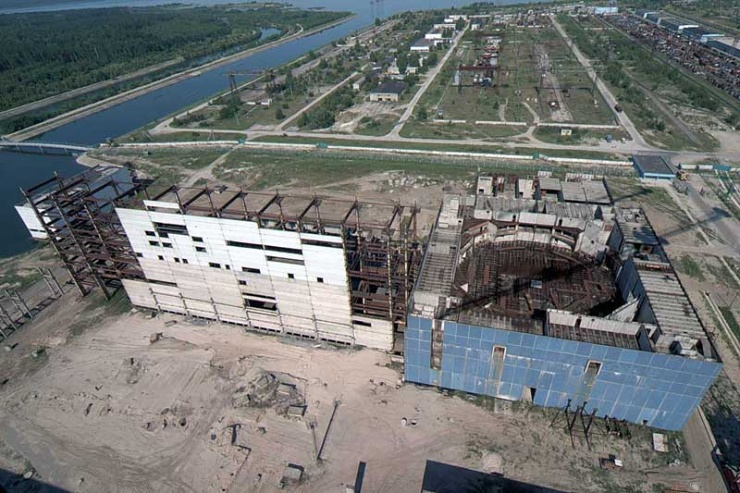 jaderná energie - Ukrajinská vládní komise schválila dostavbu Chmelnické JE s českými reaktory - Nové bloky ve světě (gallery 36 photos10 42184 740) 1