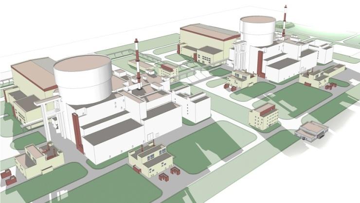 jaderná energie - Důležité informace o JE Paks II - Nové bloky ve světě (image4 paks2 hu 740) 1