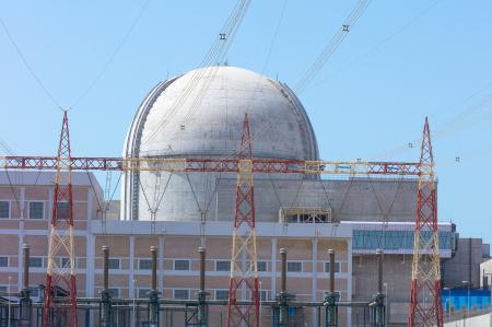 Třetí blok jaderné elektrárny Barakah dosáhl významných milníků ve výstavbě
