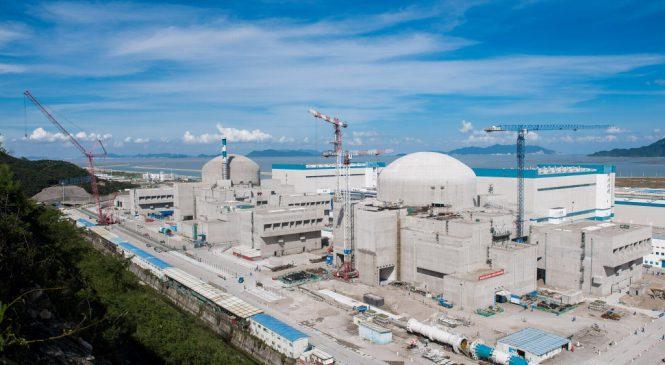 EDF vidí optimisticky stavbu dalších reaktorů typu EPR vČíně a jedná i jinde po světě