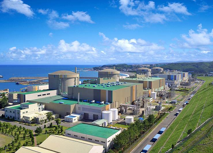 jaderná energie - KHNP získá kompenzaci za odstavení jaderných elektráren - Back-end (wolsong unit4 740) 1