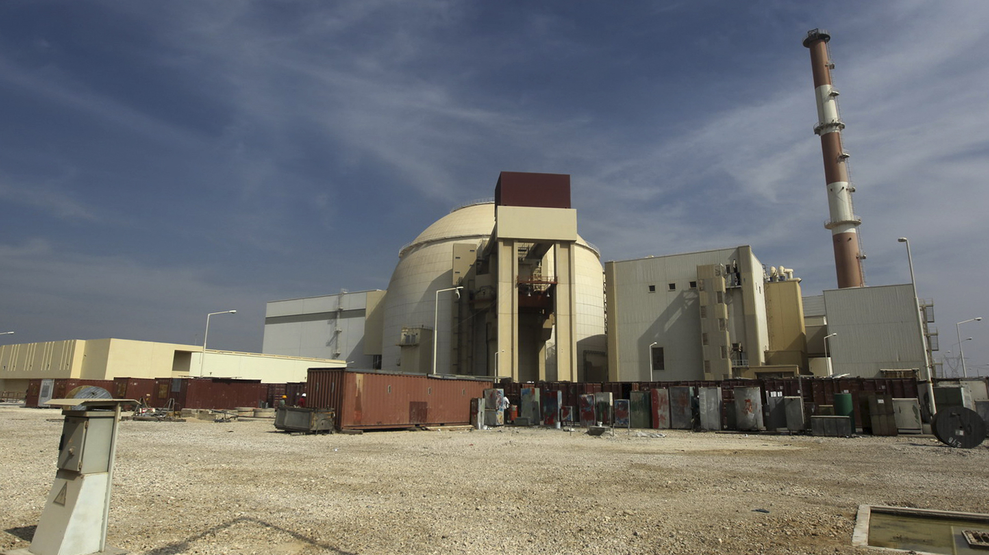 Írán obnovuje jednání s Ruskem o vybudování nové jaderné elektrárny