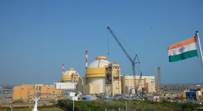 Indie plánuje zvýšit svůj jaderný výkon o 15700 MW