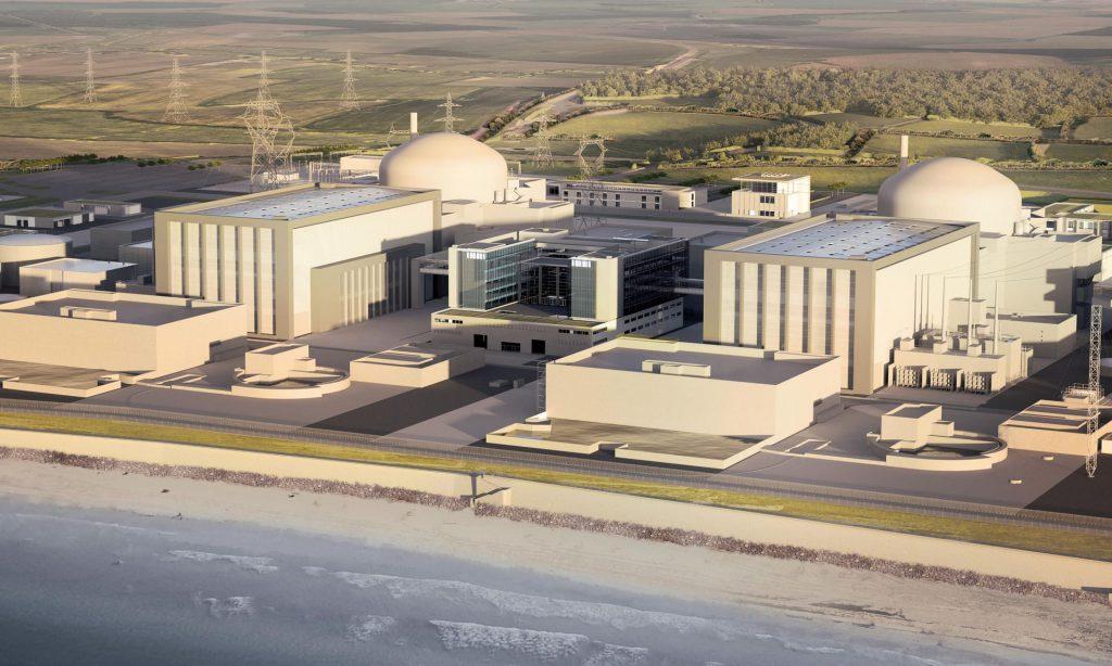 jaderná energie - Dlouhá cesta Číny stát se jaderným vůdcem závisí na chování Spojeného království - Nové bloky ve světě (3240) 1