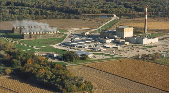 Permanentní odstavení jaderné elektrárny v Iowě na konci roku 2020