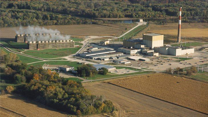 jaderná energie - Permanentní odstavení jaderné elektrárny v Iowě na konci roku 2020 - Ve světě (Duane Arnold USA BWR NextEra Energy) 1