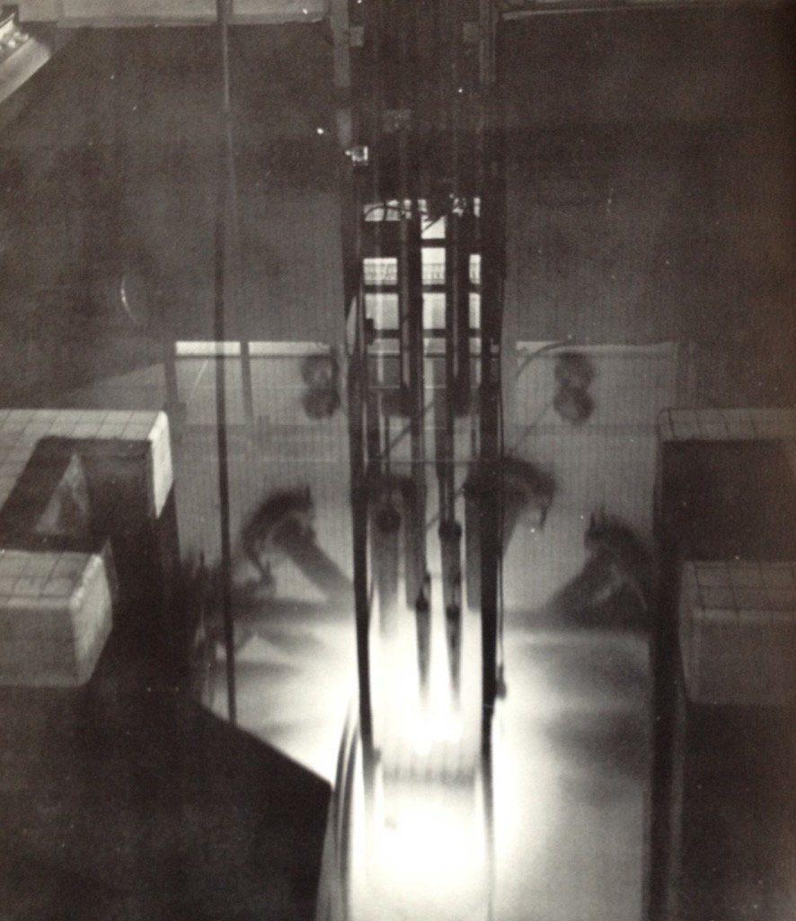 jaderná energie - Bazénové reaktory – úvod - Ve světě (Ford Reactor at full power) 6