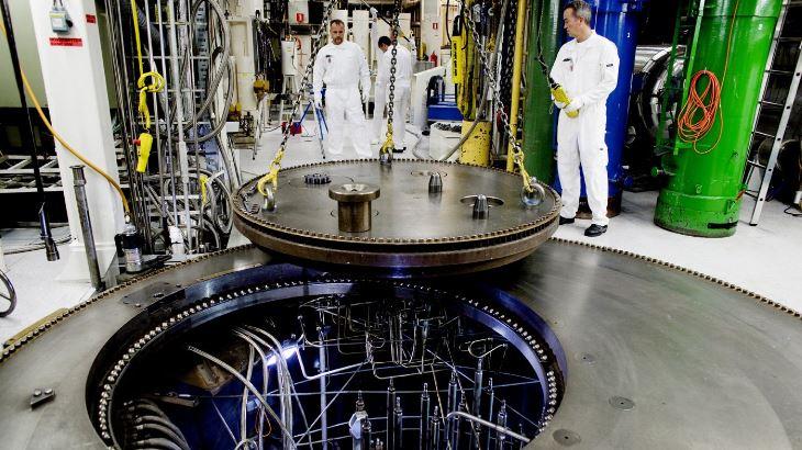 jaderná energie - Diskuse nad příležitostmi z uzavření Haldenu - Back-end (Halden reactor IFE) 3