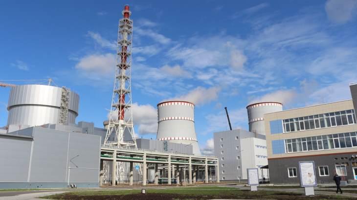 jaderná energie - První blok JE Leningradská II je připraven na vstup do komerčního provozu - Nové bloky ve světě (Leningrad II unit 1 Rosatom) 1