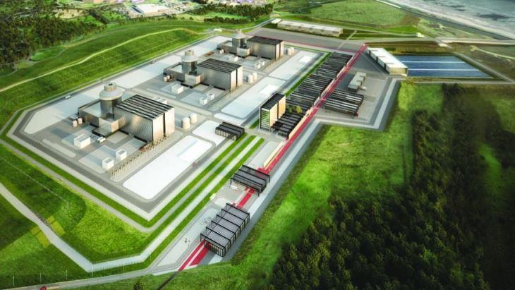 jaderná energie - KEPCO podniká zoufalé kroky, aby zachránilo projekt Moorside - Nové bloky ve světě (Moorside NuGen) 1
