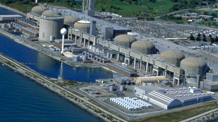 jaderná energie - Prodloužení licence pro JE Pickering až do roku 2028 - Ve světě (Pickering Plant Candu Canada OPG) 1
