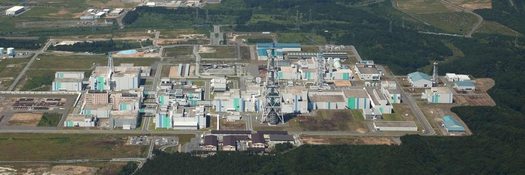 "jaderná energie - Japonsko se plutonia zbaví ""po francouzsku"" - Palivový cyklus (Rokkashoplant photo 1024) 3"