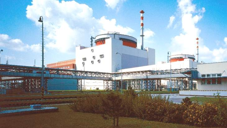jaderná energie - Nové palivo pro JE Temelín - V Česku (Temelin 1 and 2 CEZ 1) 1