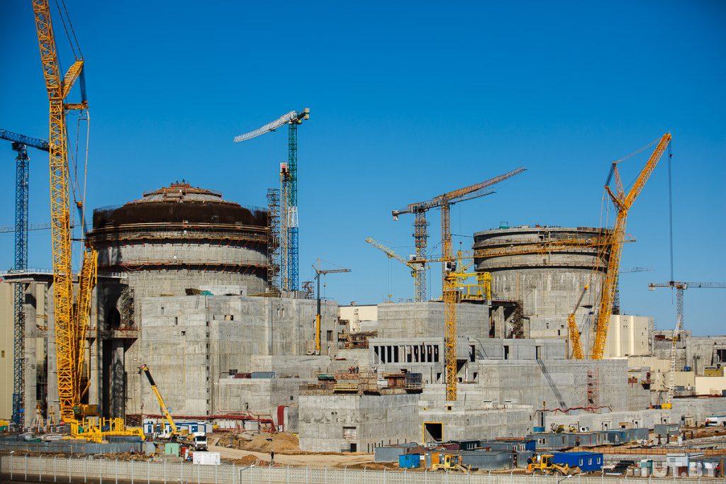 jaderná energie - Jaderné palivo dorazí do Ostrověcké JE v prosinci - Nové bloky ve světě (Výstavba Běloruské JE Zdroj Belaes.by 1024) 1