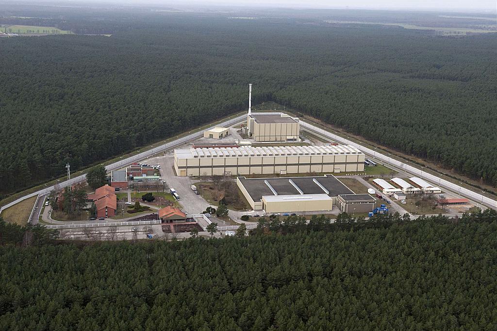 Německá společnost spolupracuje s federálním institutem na výběru lokality pro úložiště