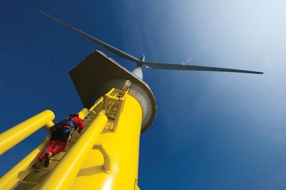 """jaderná energie - Hinkley Point C je """"velkým riskem"""", ale rozhodující příležitostí pro jaderný průmysl - Nové bloky ve světě (london array offshore site photographs 01 03 12 020 580x385 1) 2"""