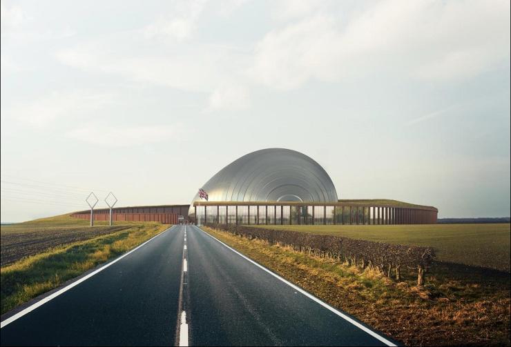 SMR mohou v UK dostat stejné dotace jako pobřežní větrné elektrárny