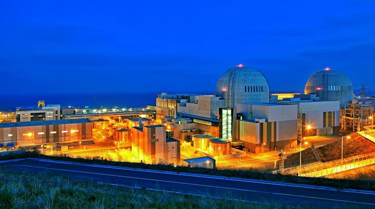jaderná energie - Jižní Korea jako jeden z předních dovozců energie - Ve světě (wolsong) 1