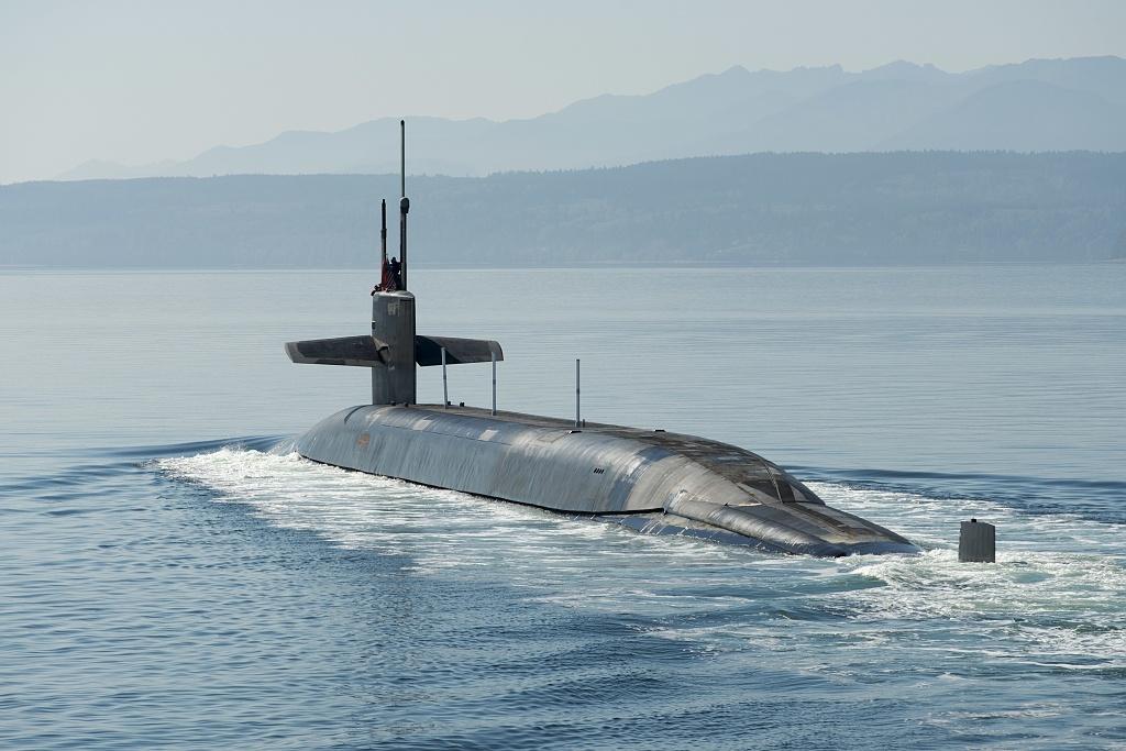 USA dají téměř půl miliardy dolarů na nové jaderné ponorky