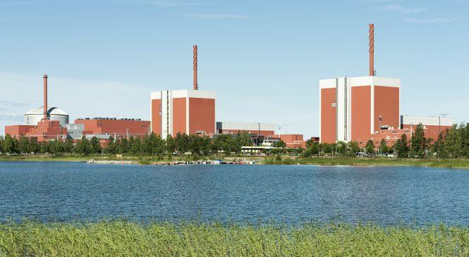 Finsko schválilo prodloužení provozu bloků Olkiluoto 1 a 2