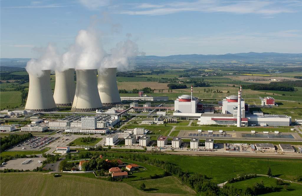 jaderná energie - Temelín přepustil vodu do jiné nádrže, bezpečnost to neohrozilo - V Česku (5 1024) 1