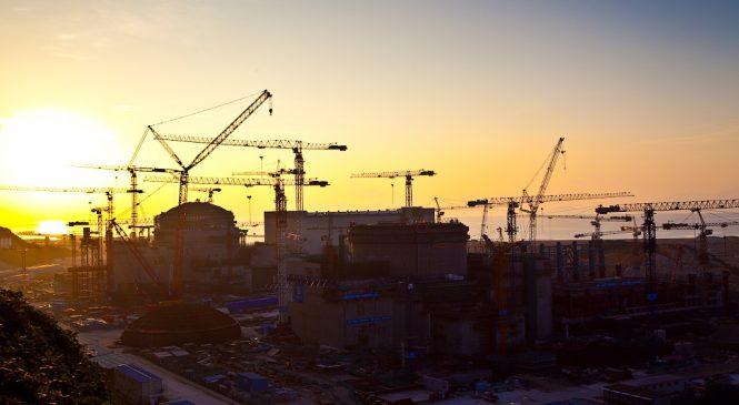 Vývoj jaderné energetiky za rok 2017
