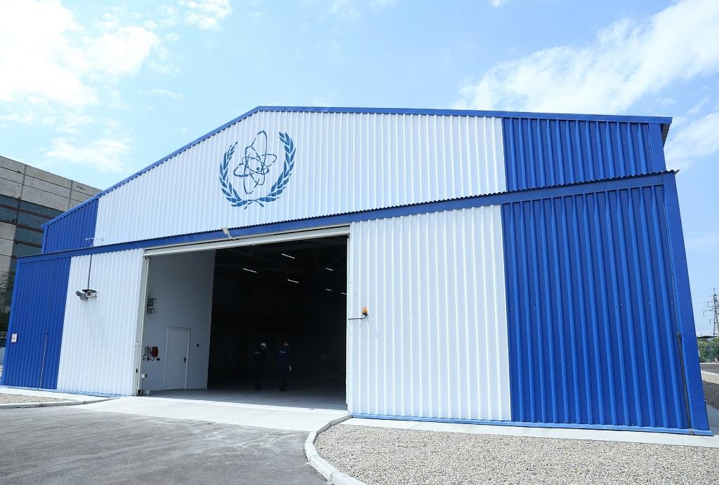 MAAE rozšiřuje rezervu uranu za pomoci Rosatomu