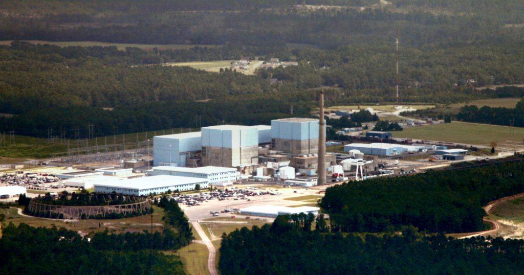 jaderná energie - Komentář: Pro jaderné elektrárny není problém ani hurikán Florence - Zprávy (Brunswick NPP 2) 1
