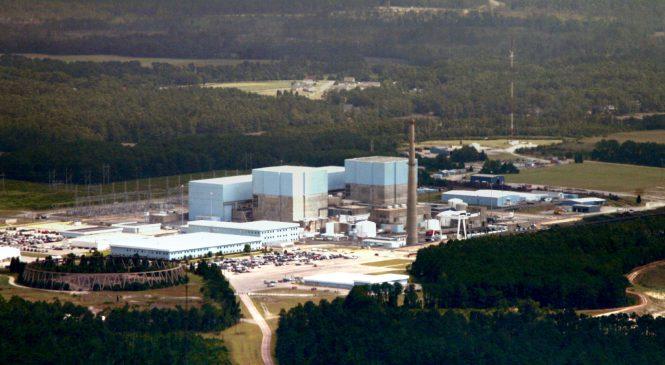 Komentář: Pro jaderné elektrárny není problém ani hurikán Florence