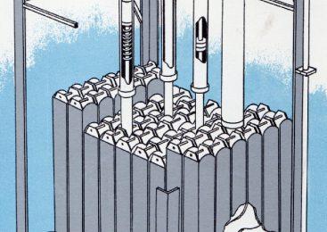 Bazénové reaktory – budovy a jejich vybavení