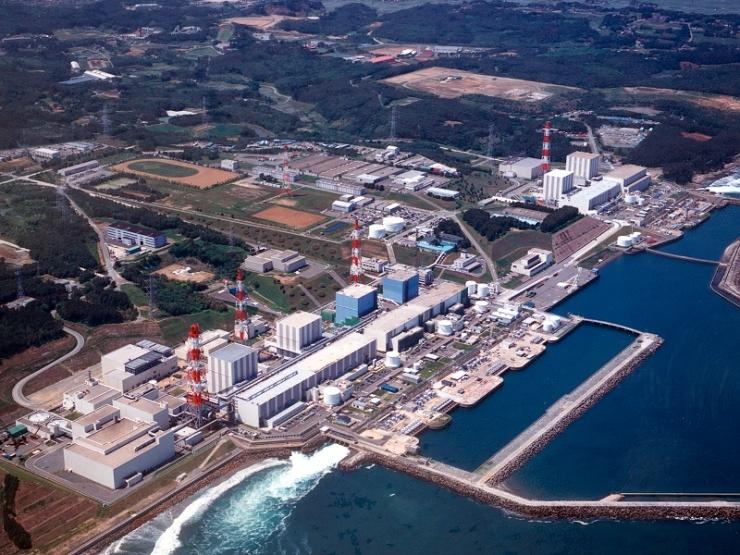 jaderná energie - Komentář: Úmrtí na rakovinu nebylo pravděpodobně způsobeno fukušimskou nehodou - JE Fukušima (Image 1 Fukushima Daiichi Nuclear Power Plant 1 MAAE 740) 1
