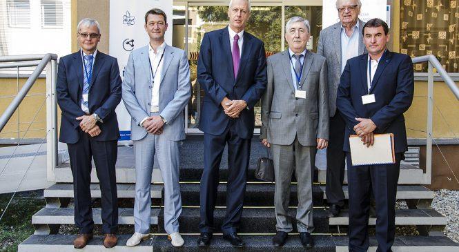 Odborníci z ruského VNIIAES, a.s., rozvíjejí spolupráci sČeskou republikou
