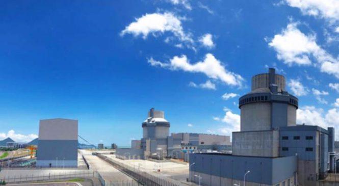 První blok reaktoru AP1000 vstoupil do komerčního provozu