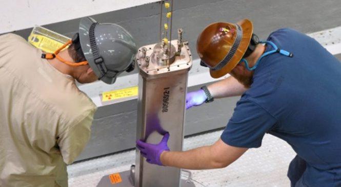 Americký testovací reaktor TREAT znovu ožívá