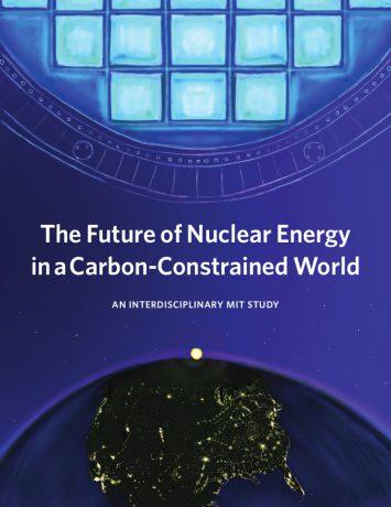 jaderná energie - MIT: Jaderná energetika je klíčová prodosažení emisních cílů - Životní prostředí (The Future of Nuclear Energy in a Carbon Constrained World) 1