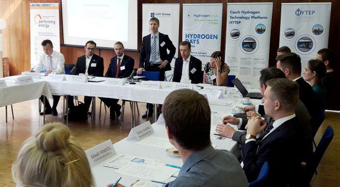 Česko-německá spolupráce ve vodíku