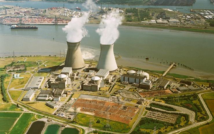 Příčina úniku velektrárně Doel neurčena – bloky jsou stále odstavené
