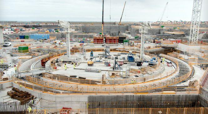 Stále se snižující počet jaderných elektráren ve výstavbě
