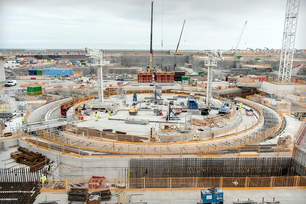 jaderná energie - Stále se snižující počet jaderných elektráren ve výstavbě - Nové bloky ve světě (edf 50128272742 1024) 2