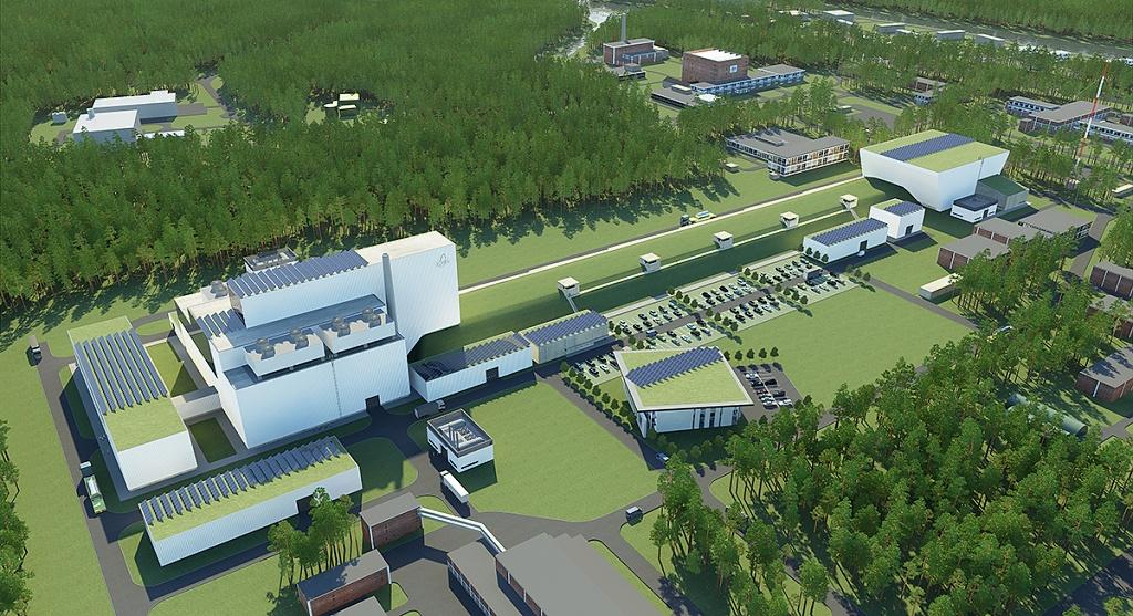 jaderná energie - Belgie schválila 558 milionů eur pro reaktor Myrrha - Inovativní reaktory () 2