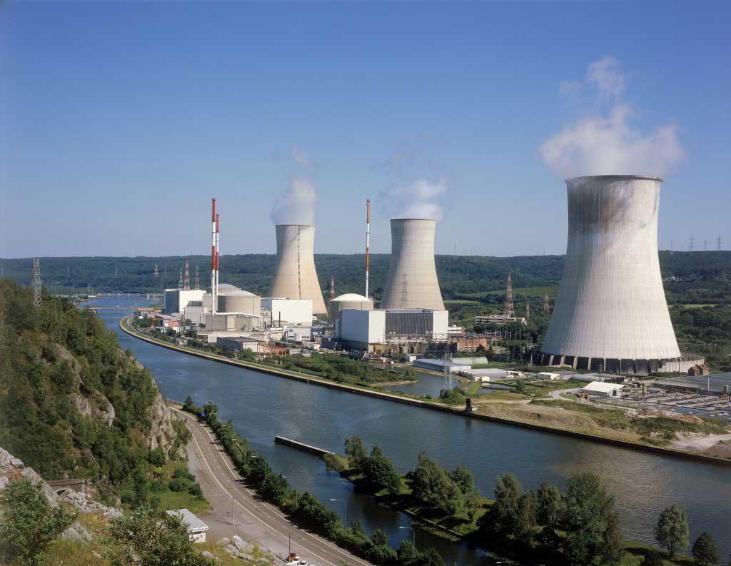 jaderná energie - Kontroly odhalily degradaci betonu belgických bloků Tihange 2 a Doel 4 - Ve světě (tihange 1  electrabel) 1