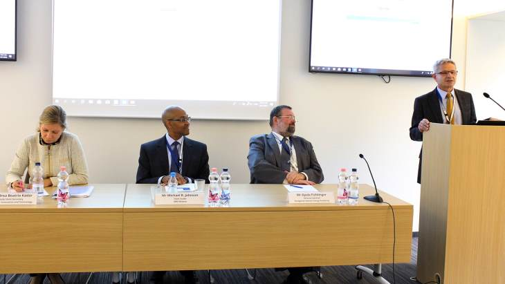 jaderná energie - Zlepšení maďarského dozorném orgánu - Ve světě (IAEA IRRS follow up mission to Hungary October 2018 HAEA) 1