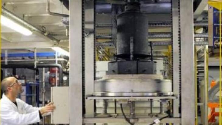 jaderná energie - Francie prezentuje vitrifikační proces pro fukušimskou elektrárnu - Zprávy (In can vitrification protoype CEA) 1