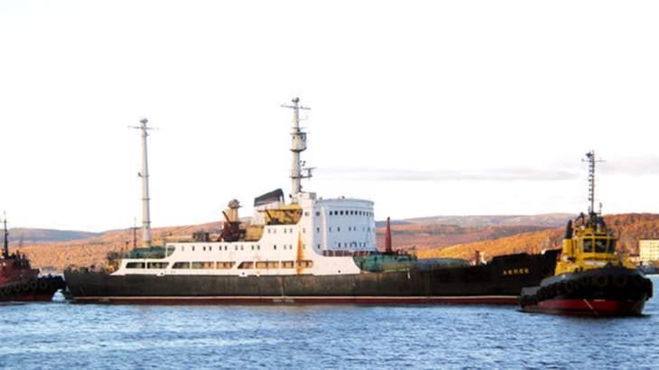 jaderná energie - Rusko odstraní palivo z nákladní lodě Lepse - Zprávy (Lepse EBRD) 1