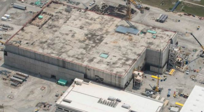 Zrušení smlouvy s americkým fabrikačním závodem na palivo MOX