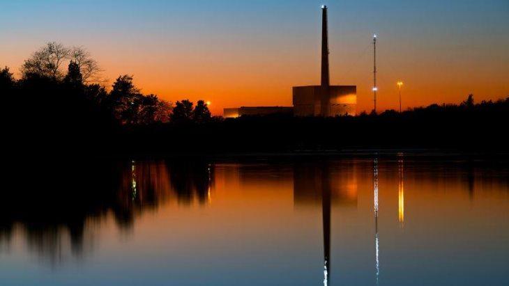 jaderná energie - Změny v havarijním plánování elektrárny Eyster Creek povoleny - Zprávy (Oyster Creek sunset) 1
