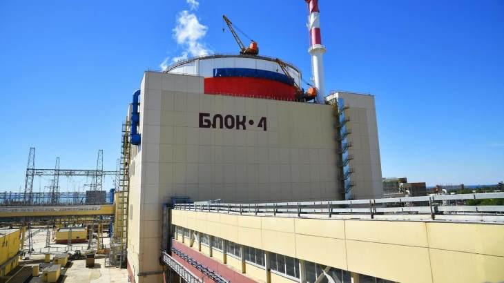 jaderná energie - Čtvrtý blok Rostovské jaderné elektrárny vstoupil do komerčního provozu - Zprávy (Rostov unit 4 Rosatom) 1