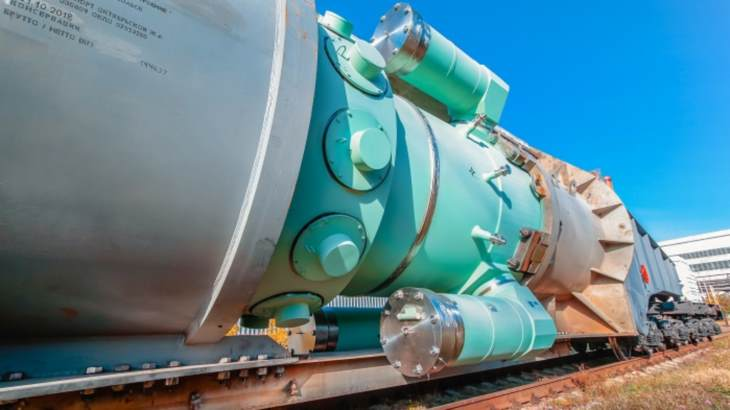jaderná energie - Rusko dokončilo druhý reaktor pro ledoborec Ural - Zprávy (Second reactor for Ural icebreaker Rosatom) 1